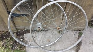 Bike Rims and Tires
