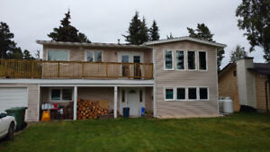 3 Bedroom fully furnished suite in Riverdale available Nov.1