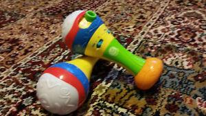 LeapFrog Baby Learn & Groove Counting Toy Maraca Kitchener / Waterloo Kitchener Area image 4