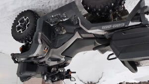 Canam oultlander 1000 max limited