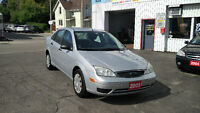 2005 Ford Focus ZX4 AUTOMATIC 171,000km Safety/E-tested! Kitchener / Waterloo Kitchener Area Preview