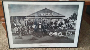 TORONTO MAPLE LEAFS LIMITED EDITION FRAMED PRINT