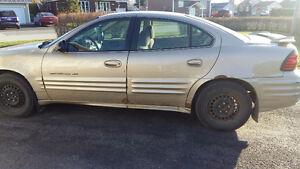 2002 Pontiac Grand Am Autre
