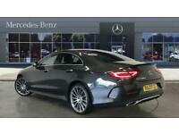 2021 Mercedes-Benz CLS COUPE CLS 300d AMG Line 4dr 9G-Tronic Diesel Saloon Auto