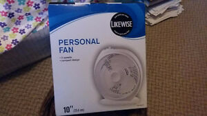 Small fan 95% new just two months usage