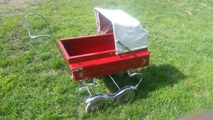 Vintage lloyd carriage