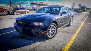 2012 V6 Mustang Premium