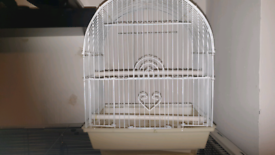 Bird cages boxes