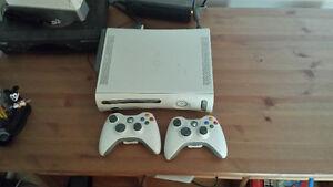 Xbox 360 avec accessoire