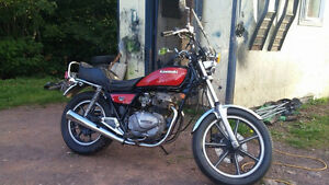 1981 Kawasaki 305 twin LTD