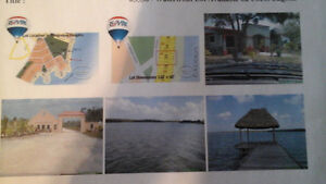 Waterfront Belize lot