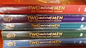Two and a half men-5 seasons! London Ontario image 1