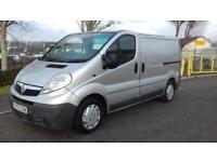 Vauxhall Vivaro 2.0CDTi ( 115ps ) ( Euro IV ) 2700 SWB NO VAT!!!