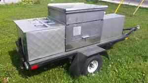 Awesome Mobile fry unit for sale!