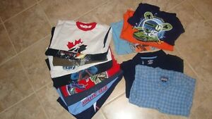 Boys Shirts – size 5T & 6T