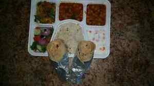 Dhillon Tiffin Company - Indian Punjabi Lunch Delivery Service Kitchener / Waterloo Kitchener Area image 1