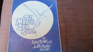 The Magic Seagull by Roberta W.Lee+Judith Baxter(signed)