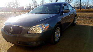 2006 BUICK LUCERNE CXL - FULLY LOADED. INCLUDES 8 TIRES & RIMS.