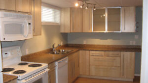 Home Suite Home - 1 Bed Bsmt with Parking