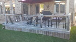 Wood Deck for sale