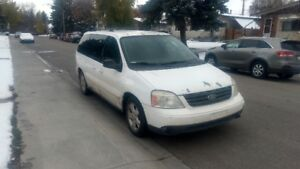 2006 Ford Freestar (Loaded) w/DVD & NEW WINTER TIRES