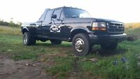 Wanted yes wanted 1992-97 Ford F-350 Pickup Truck