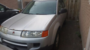 2005 Saturn VUE !!For Parts!!!