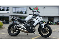2013 Kawasaki ER6N ER6 1 Owner 4773 Miles Great Condition Ideal First Bike