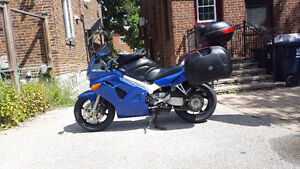 VFR 800 Sports Touring