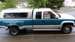 1993 Chevrolet C/K Pickup 3500 Pickup Truck