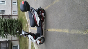 2015 Daymak Electric Scooter
