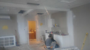 RENOVATION DRYWALL TAPER FRAMER PAINTER. #1 CALL CAN DO IT ALL