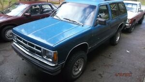 *SOLD*1994 Chevrolet S-10 Blazer SUV*SOLD*
