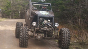 Chevrolet powered 3\4 ton off road buggy
