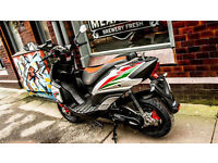 SINNIS Phoenix 50cc 50 Moped 50. Learner Legal. Commuter. Sports Moped