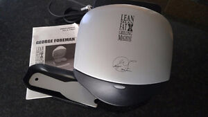 George Foreman Grilling Machine. CHEAP!!