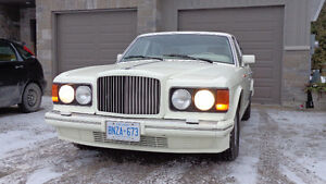 1989 Bentley Mulsane