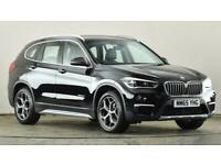 2015 BMW X1 xDrive 20d xLine 5dr Step Auto Estate diesel Automatic