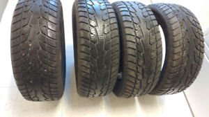 205 55/R16 Winter tires