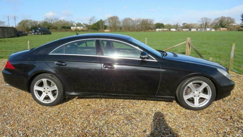 2007 Mercedes-Benz CLS 320 CDI PART EXCHANGE TO CLEAR COUPE Diesel Automatic