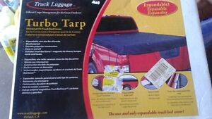 Truck Luggage Turbo Tarp