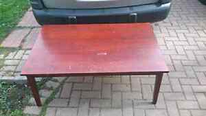 New price solid wood table
