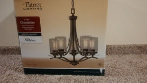 Nearly New Patriot Dining Room Chandelier