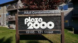 Renovated 1 bedroom condo in Edmonton $114,900