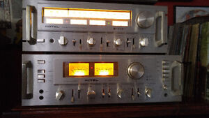 Vintage Rotels  RA1412amp  and RT1024 tuner Peterborough Peterborough Area image 2