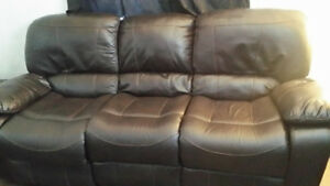 Couch love seat and chair