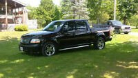 Rare Collectors Item Supercharged F150 harley davidson edition