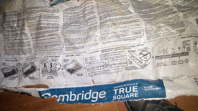 18 Iko Dual Black 2158 Cambridge Asphalt Shingles 18