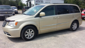 2011 Chrysler Town & Country Touring Minivan