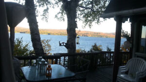 A Weekend Getaway at the Lake! with Hot Tub! Owls Head Townships